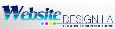 Website Design LA company's logo